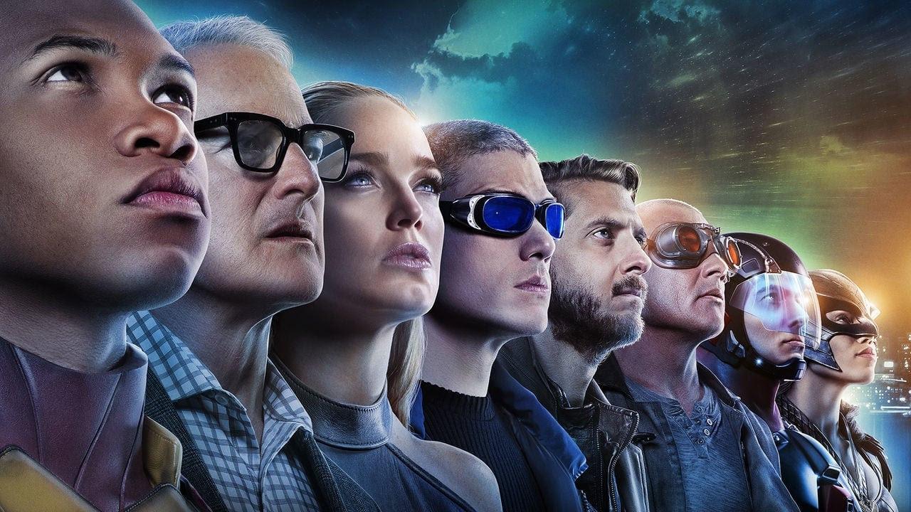 DC's Legends of Tomorrow S6E6