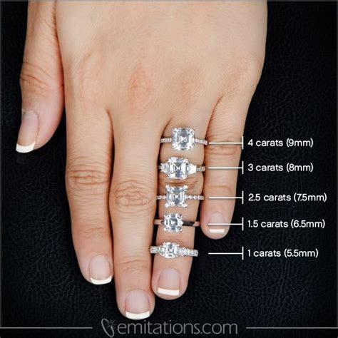 Devon's 1.5 CT Asscher Cut CZ Wedding Ring Set   Asscher