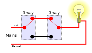 schematic diagram of 3way and 4way switch image 8