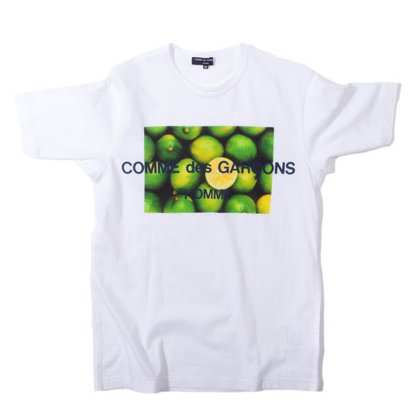 409-COMME des GARCONS HOMME Box Graphic Tee-9