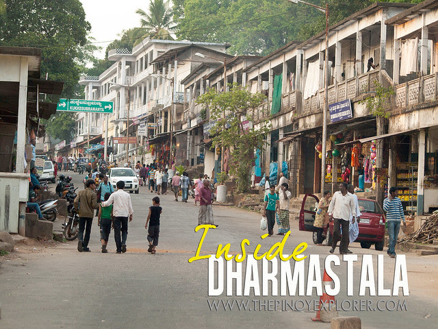 Inside Dharmasthala