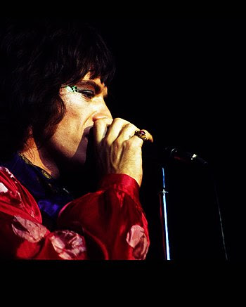English: Mick Jagger with The Rolling Stones 1...