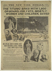 180px-Titanic-New_York_Herald_front_page