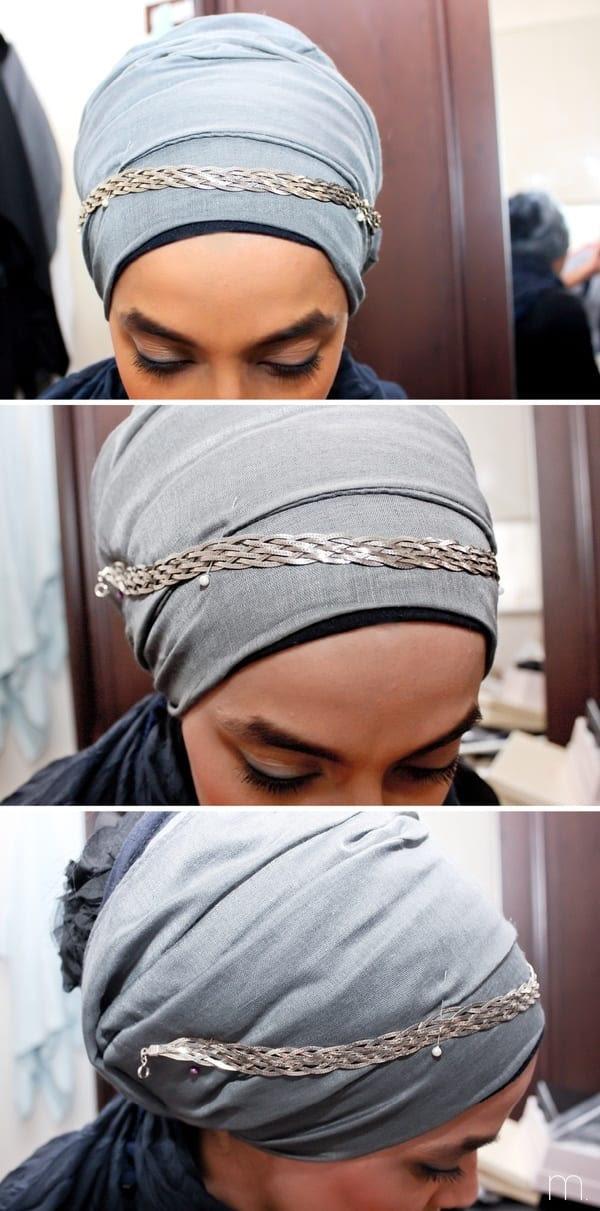 DIY Hijab Tutorials