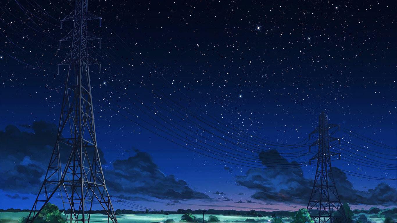 Anime Night Sky Zona Ilmu 5