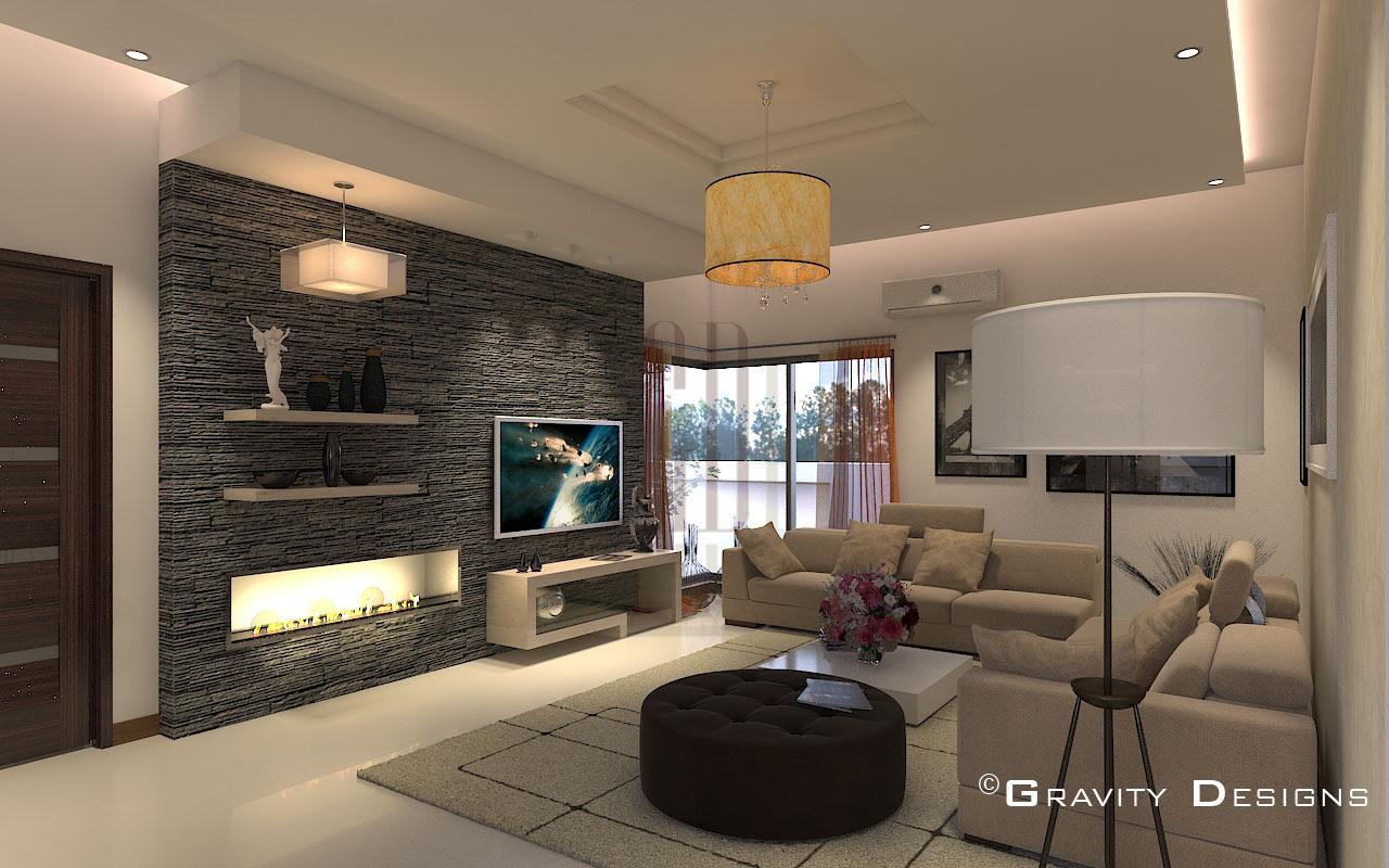 Residential Interior Designs Gravity design