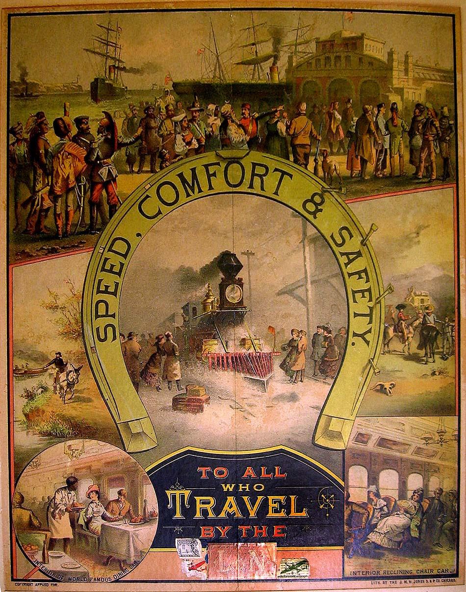 railroad lithograph
