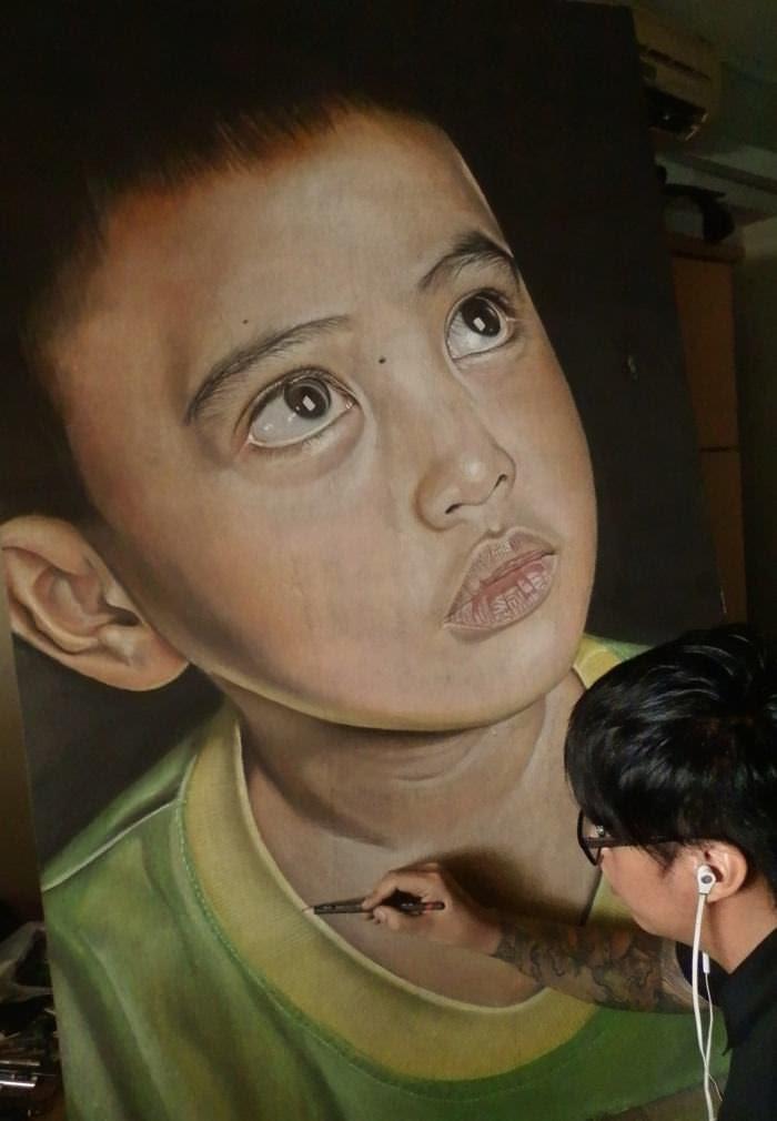 Ivan Hoo Art