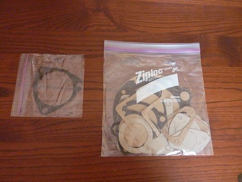 Gaskets In A Bag