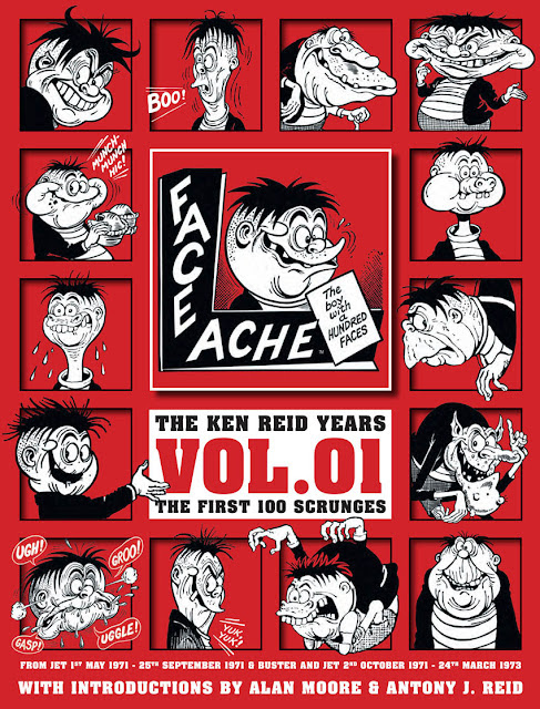 Review: FACEACHE, THE FIRST HUNDRED SCRUNGES