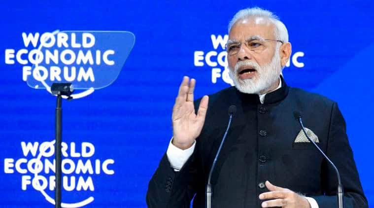 Prime Minister Narendra Modi in Davos Live Updates