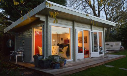 Casas de madera prefabricadas casas madera baratas for Casas infantiles de madera para jardin segunda mano
