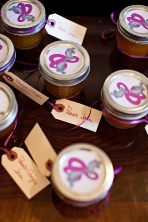 DIY wedding favors Canning is not necessarily cheaper than buying your own