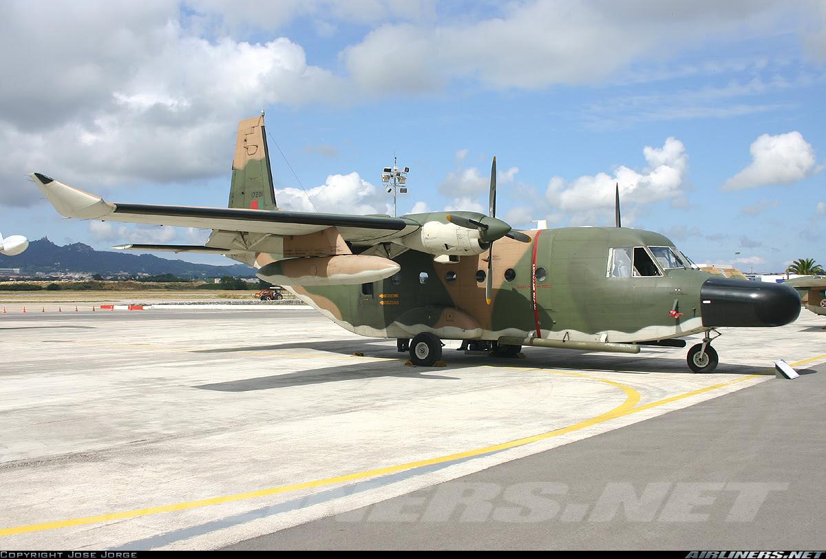 CASA C-212-300 Aviocar aircraft picture