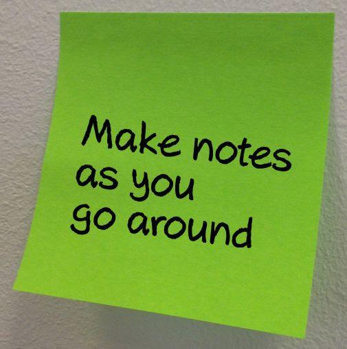 Make notes #ucas #university