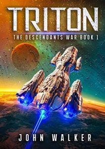 Triton: The Descendants War by John Walker