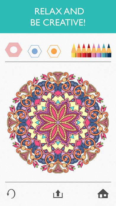 大人に大人気無料のおすすめ塗り絵アプリ7選 アプリ場