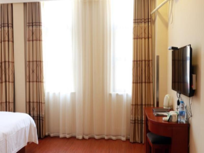 Greentree Inn Jiangsu Suqian Yiwu Business Center Fukang Avenue Express Hotel Discount