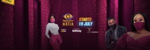 Bbnaija 2020: See Names of Housemates Here