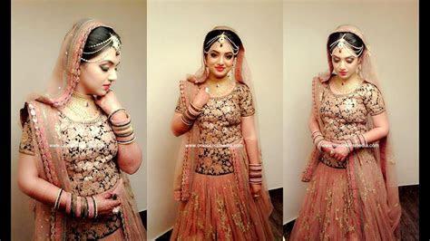 Nazriya Nazim in wedding Dress Photoshoot Full (Exclusive