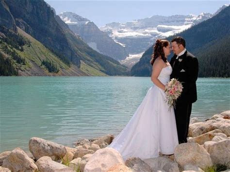 Lake Louise Wedding Packages   Canadian Sky
