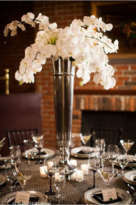 Roaring Twenties Wedding Inspiration   1920's Great Gatsby