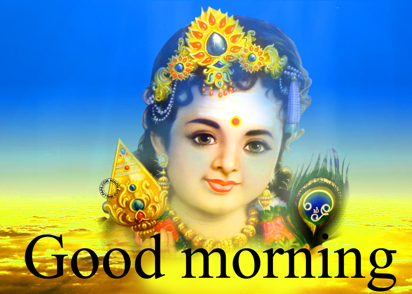 Latest God With Good Morning Image Soaknowledge