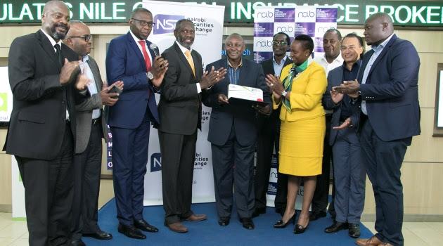 Nile Capital joins NSE's Ibuka programme - CALLA NEWS ...