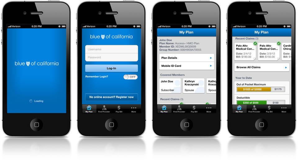 iPhone v2 layout