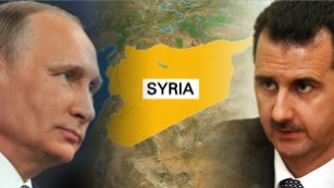 Why is Russia in Syria?