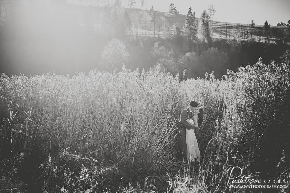 sesja ślubna Pieniny