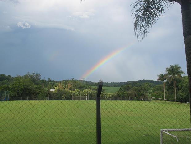 Treino do Flamengo (Foto: Janir Junior/Globoesporte.com)