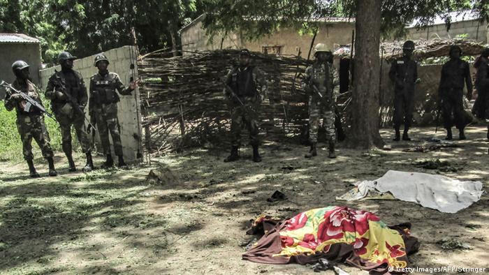 Image result for images of boko haram attack in Waza Cameroon