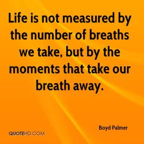 Boyd Palmer Quotes Quotehd