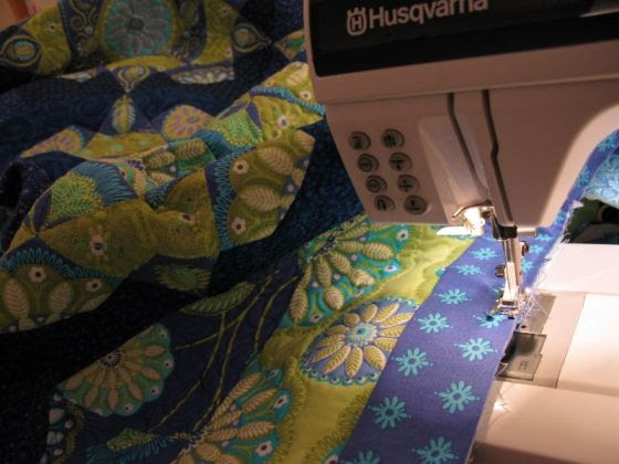 Stitching Binding