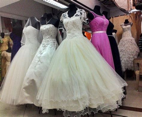 Wedding Gown for Sale in Divisoria   in manila   Pinterest