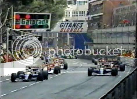 1992 Monaco Grand Prix