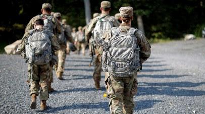 Пентагон проведёт обзор дислокации военных США за рубежом