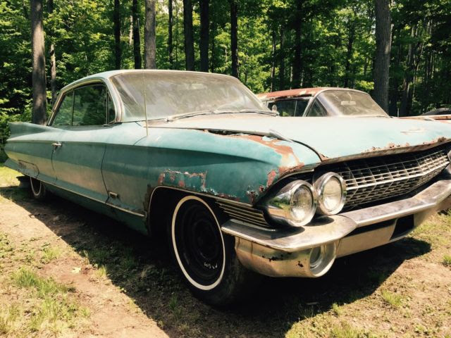 1961 Cadillac sport coupe 62 series Hardtop 2Door 6.4L  Classic Cadillac 1961 for sale