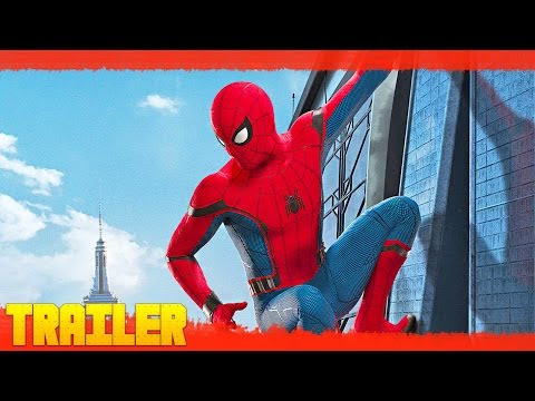 Trailer de Spiderman: Homecoming