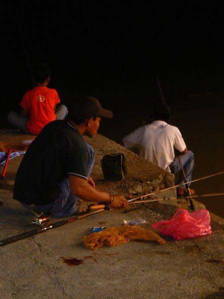 jetty fishing
