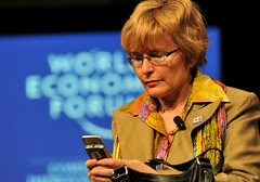 Helen Zille - World Economic Forum on Africa 2009