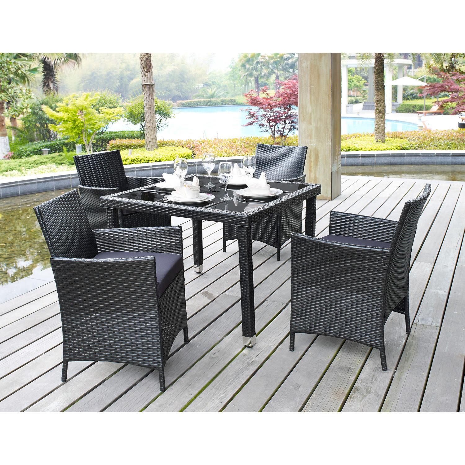 Places To Go For Affordable Modern Outdoor Furniture ...