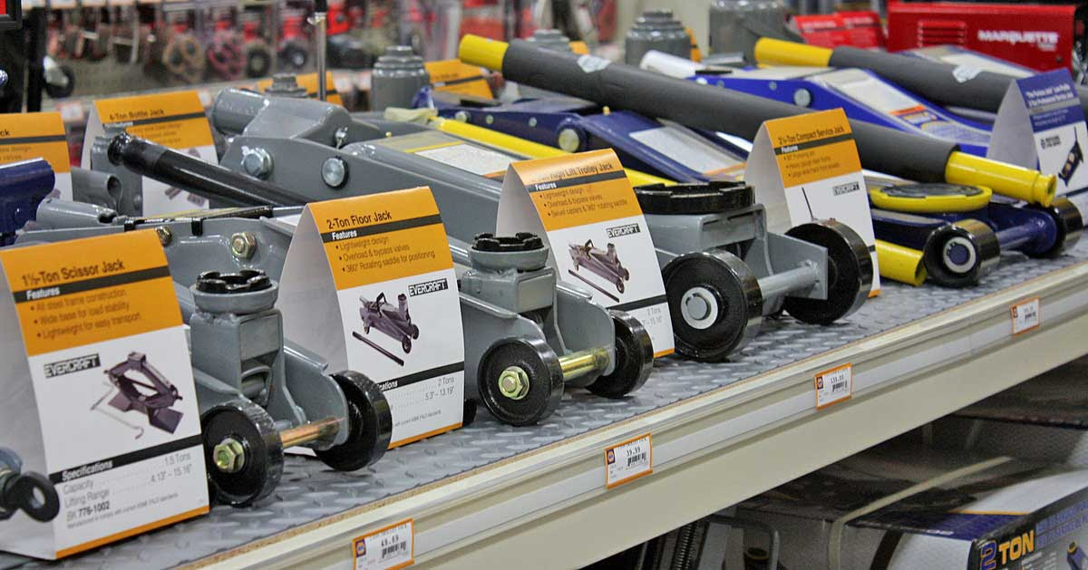 Safe Lifting Jack And Jack Stands Buyers Guide Napa Know How Blog