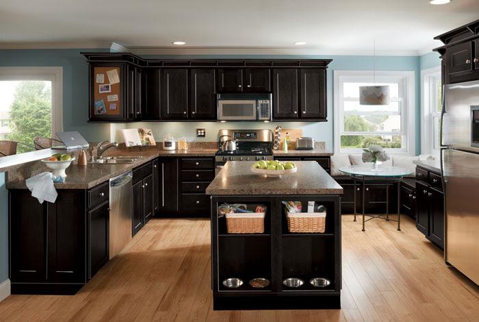 Norwich Maple Kitchen Cabinets Detroit, - MI Cabinets