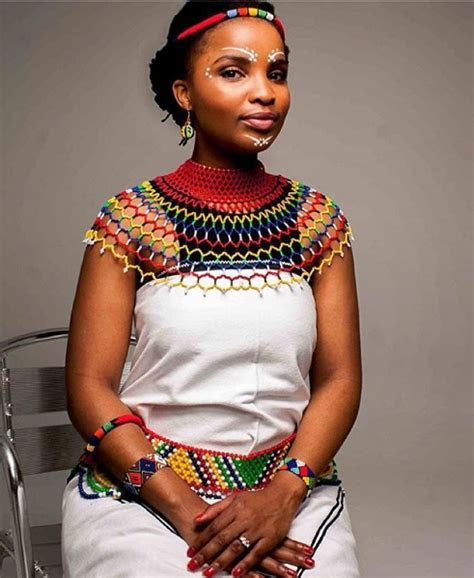 5 SA Celebs Who Rock The African Beads The Best   OkMzansi
