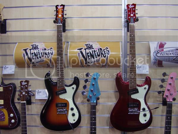 Wilson Ventures guitars