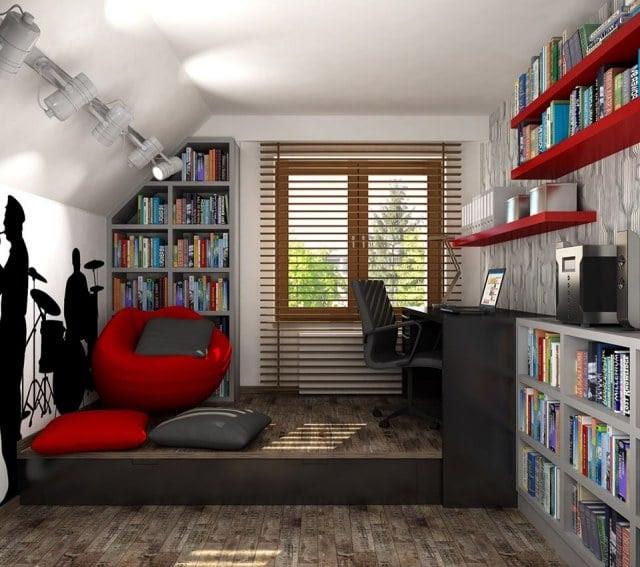 25 Jugendzimmer Ideen Boistooffu