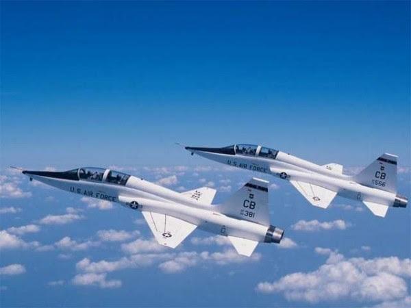 El Programa busca TX un nuevo avión de entrenamiento para la Fuerza Aérea.