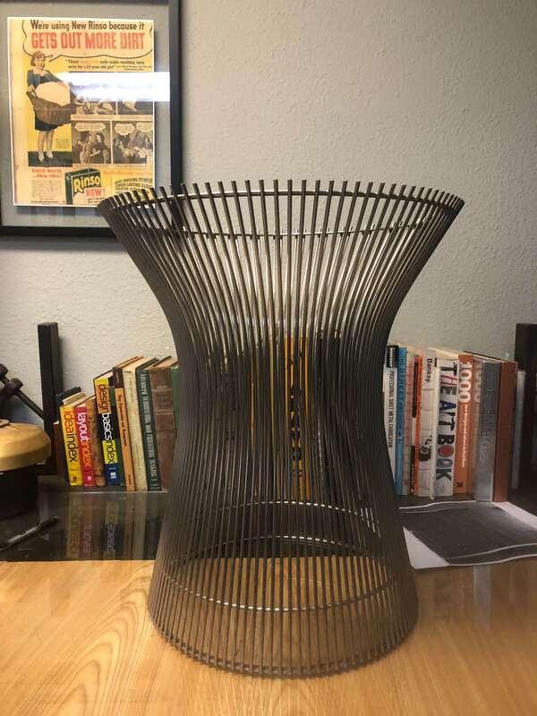 custom dining tables San Antonio, custom metal furniture ...